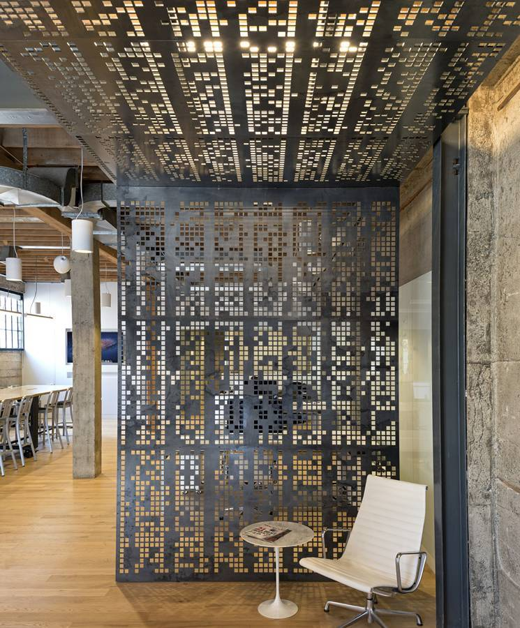 Perforated Metal Panels For E